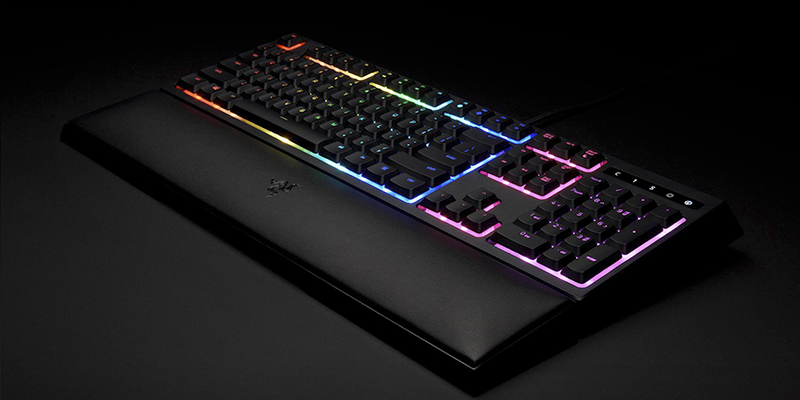 razer ornata chroma side view