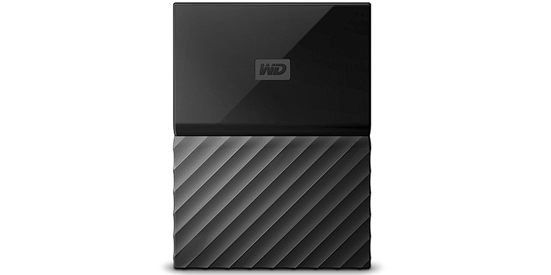 wd my passport portable hd