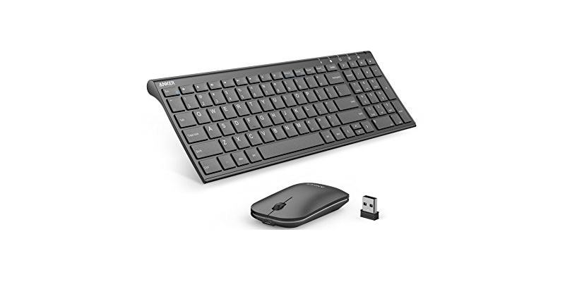 anker wireless keyboard and mouse combo
