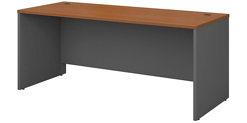bush business furniture series office desk