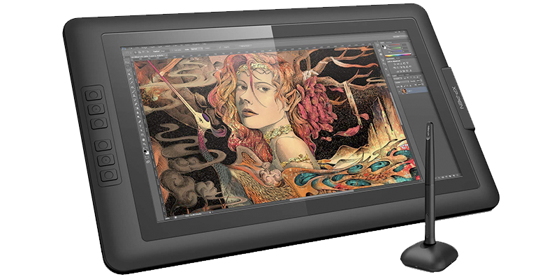 13 Best Drawing Tablets in 2019 - For Beginners and Pros