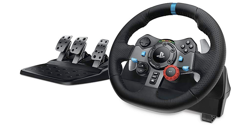 logitech g29 racing wheel
