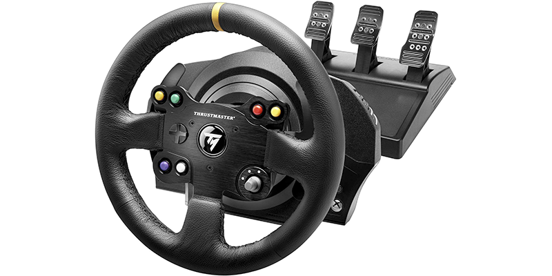 thrustmaster tx rw leather edition