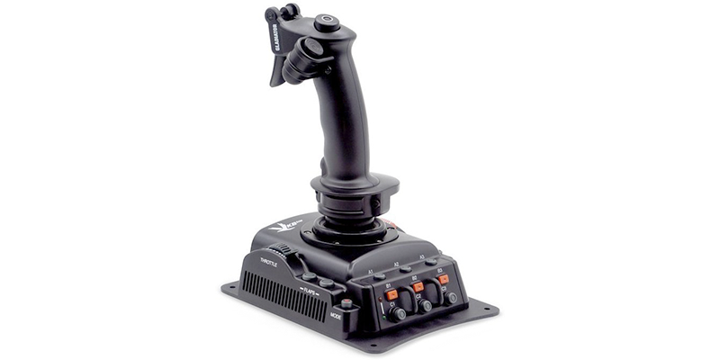 9 Best Joysticks And Flight Sticks in 2019 - PCLaunches com
