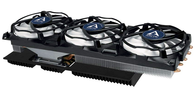 arctic accelero xtreme iv graphics card cooler