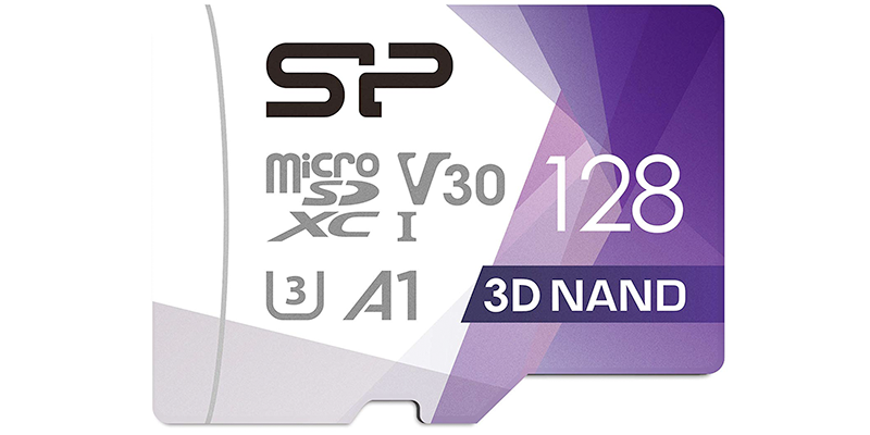 silicon power superior pro micro sdxc