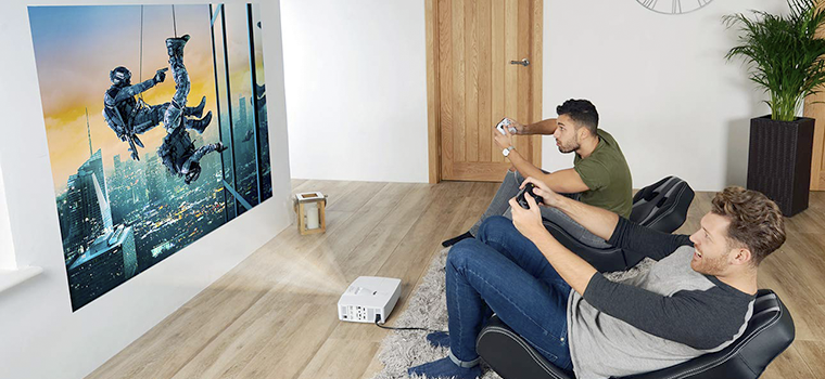 8 Best Projectors For Gaming in 2019