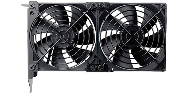 gdstime graphic card fans