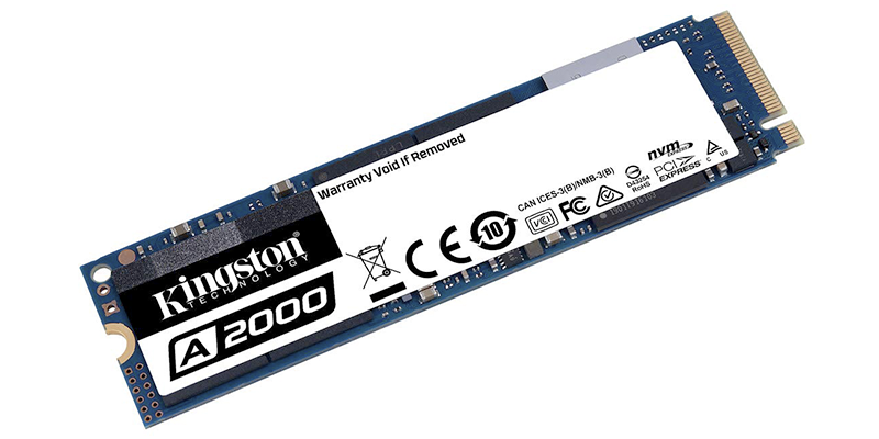 kingston a2000 m 2 ssd