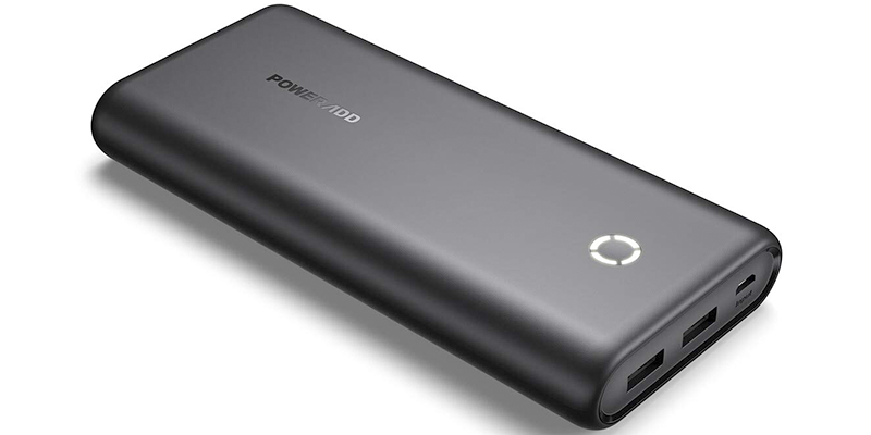 poweradd energycell 20000 portable charger