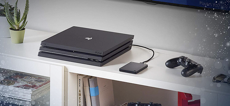 6 Best External Hard Drives for PS4 to Buy in 2020