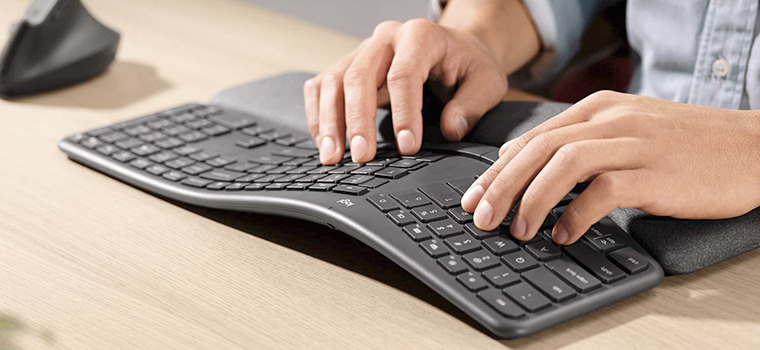 5 Best Ergonomic Keyboards in 2020